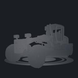 Грейдер XCMG GR215A (полный привод)