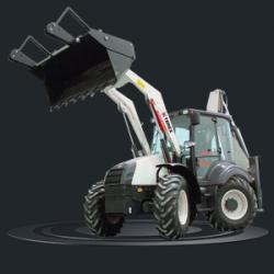 Экскаватор-погрузчик Terex 970