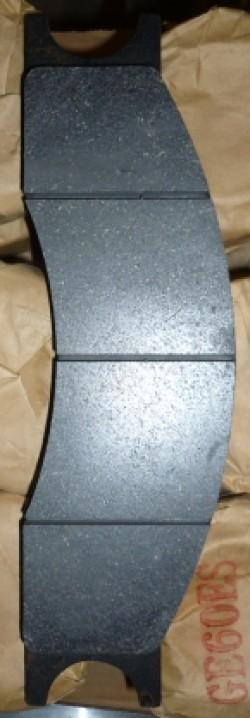 Колодка тормозная (XCMG)