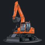 Экскаватор Doosan DX 140 W